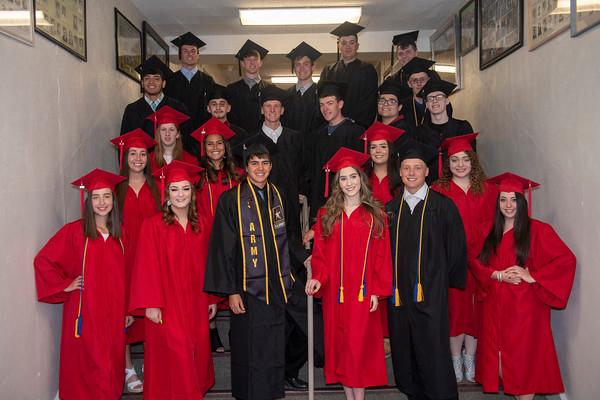 Hoehne Graduation 2019