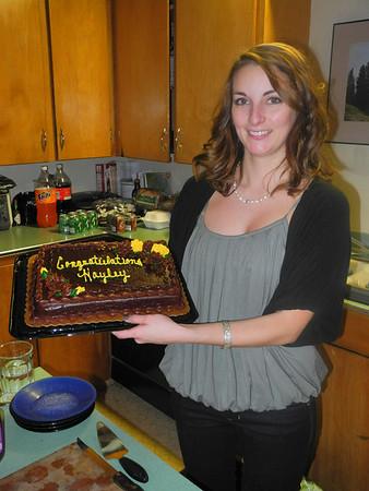 2011 Hayley's Graduation from CSU
