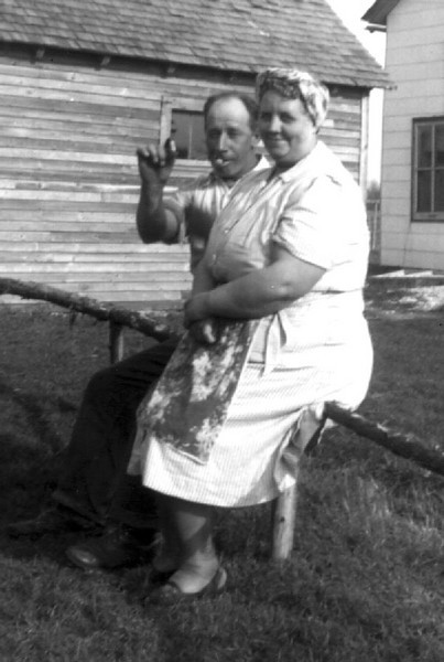 Bill & Ella Foote