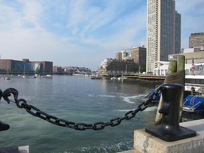 Boston Harbor 2011