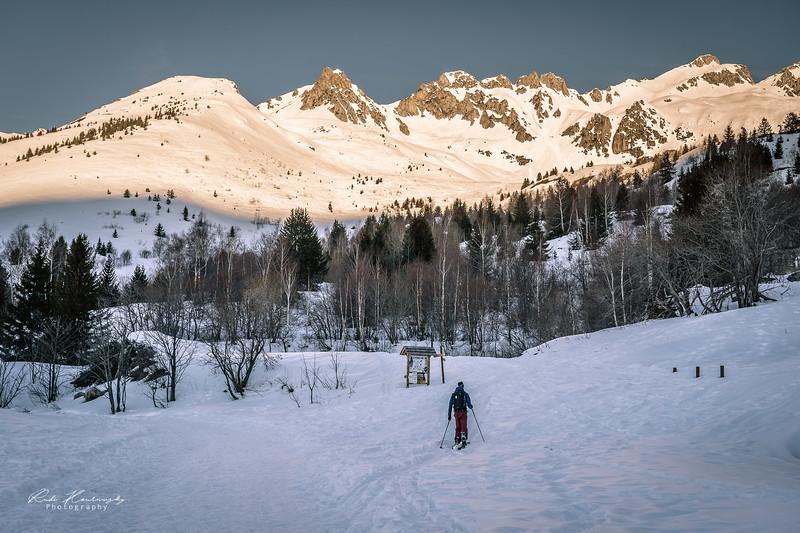 2020-01 Sortie Ski de Rando Lauzière/chartreuse