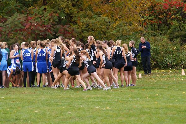 CHS Girls CC PAC Meet