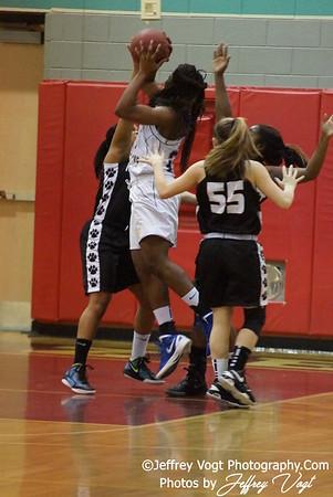 03-03-2012 Gaithersburg HS vs Northwest HS Varsity Girls Basketball Playoffs Regional Finals, Photos by Jeffrey Vogt Photography