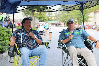 107th Cherokee Indian Fair Parade, October 8
