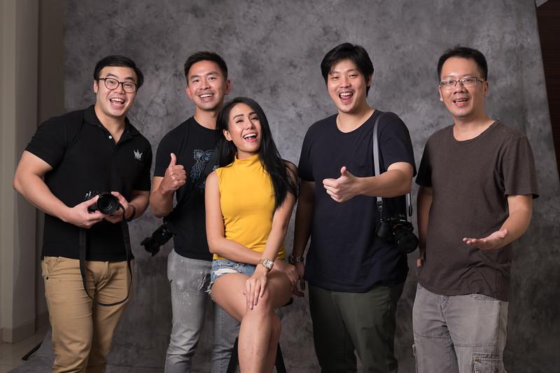 Workshop Photo Portrait Studio 18 Maret 2018