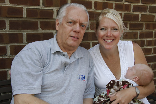 Marilyn and Jim visit to DC, June 2008
