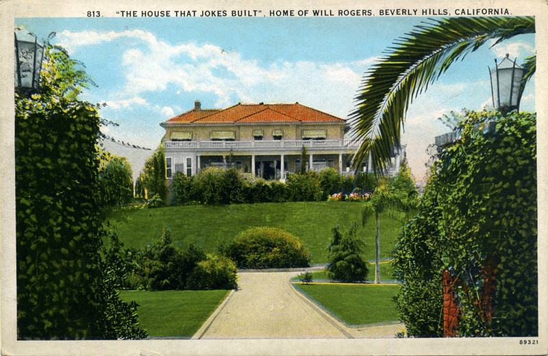 Home of Will Rogers