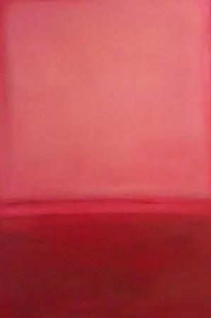 """Window"" (oil on canvas) by Natalia Alf"