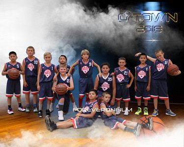 G-TOWN BALLERS 2018