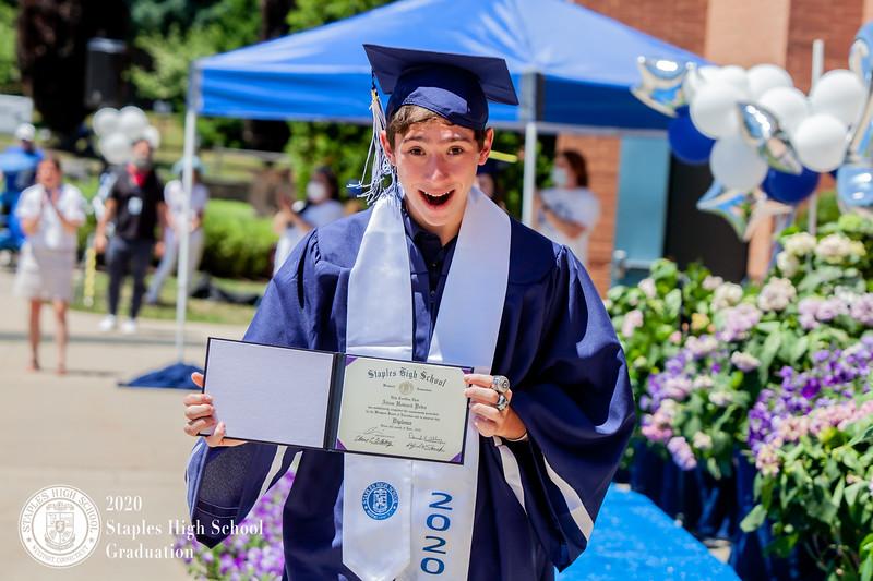 Dylan Goodman Photography - Staples High School Graduation 2020-525.jpg