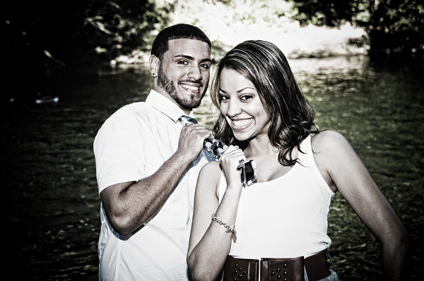 Darlene and Manny-Engagement