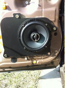 2003 Lexus GS300 Rear Speaker Installation - USA