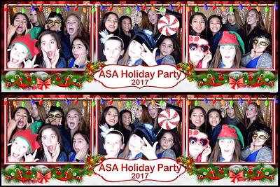 ASA Holiday Party 2017