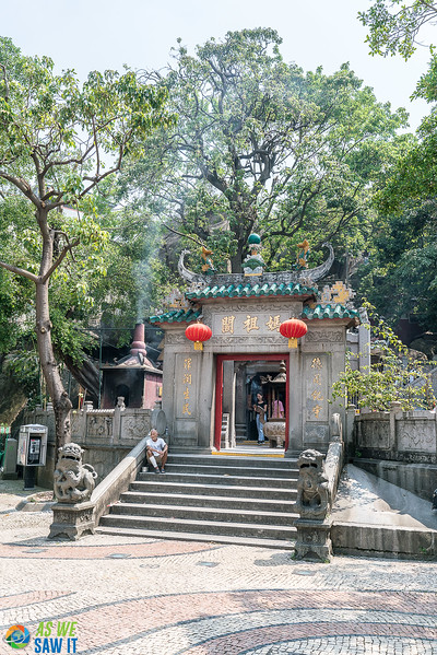 Macao Historical Tour