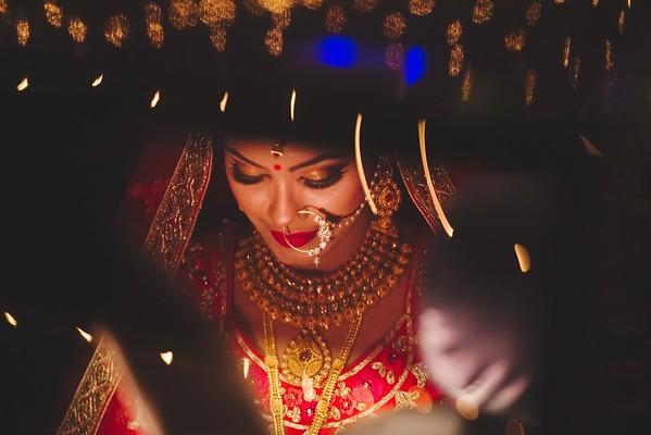 Arpita & Sourav  Hindu Wedding