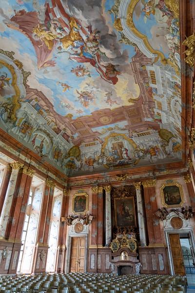 St. Florian Monastery Marble Hall