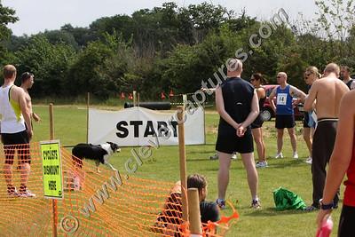 10K Run - Box End Park - 26th July 2008