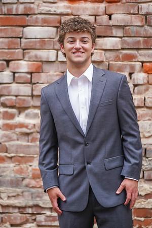 Luke W. Senior Pics