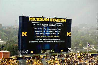 Western Michigan Press Box Photos 2011