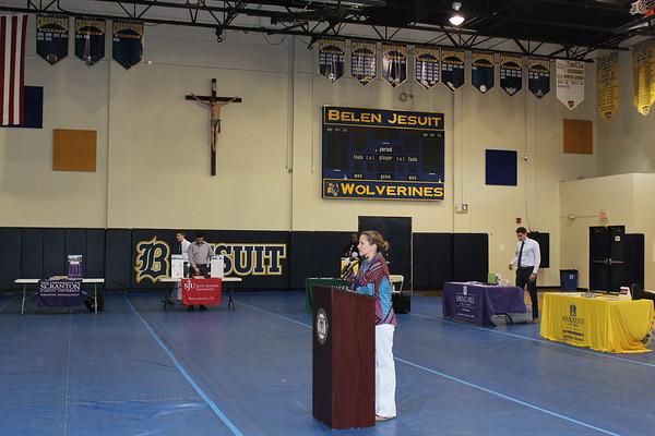 2018 Jesuit College Fair