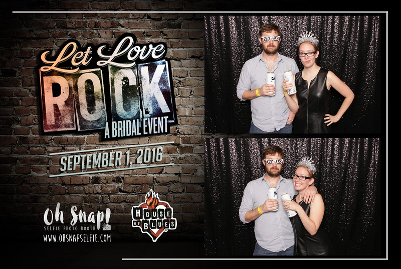 House of Blues - Let Love Rock - 1 Sept 2016