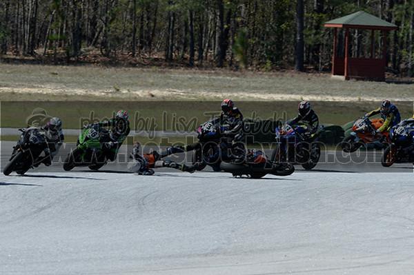 2017/04/08-09 CCS Races Part 1 - Racers #1 - #158