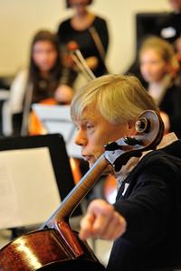 Cello masterclass