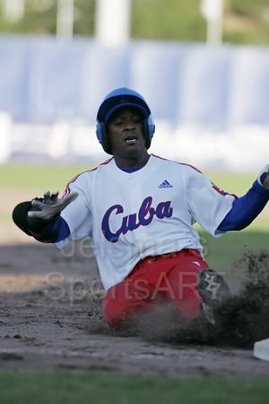 Cuba - Japan (11-07-2008)