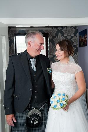 Bridal Preparation - Nikki & Andrew