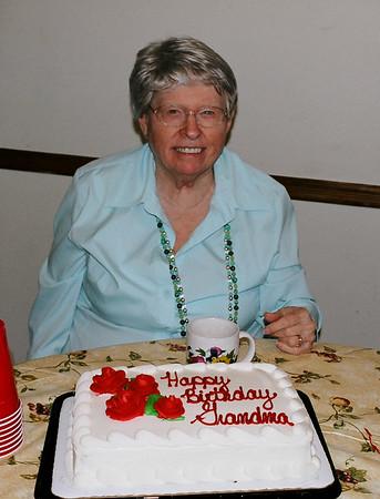 Mom's 85th Birthday