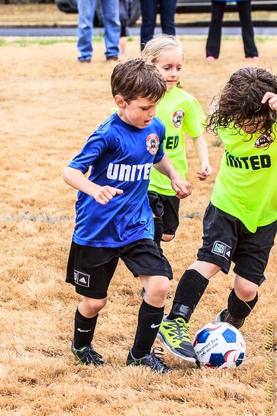 6U Soccer 03.26.2016