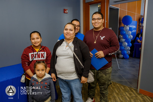 Admit Day | May 4, 2019 | Wheeling Campus