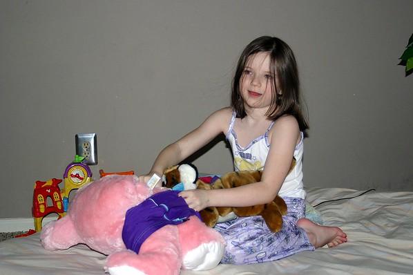 2005 Feb 19 Victoria Rachel Temple's Birthday