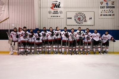 Bedford Hockey VS Dexter