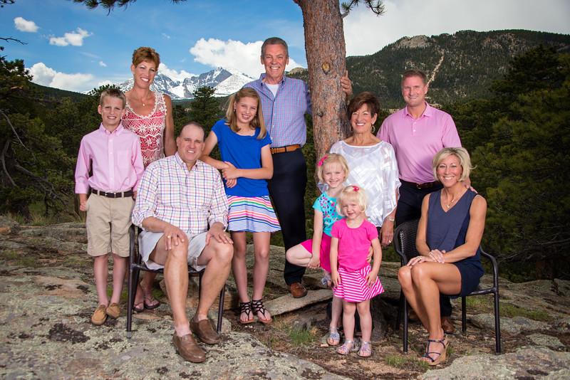 Kampfe Family Portraits