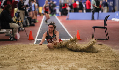 CUA Track & Field; 18 Jan 20