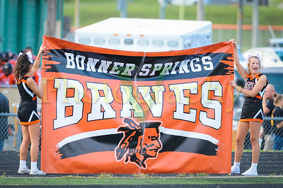 Bonner Springs vs Turner