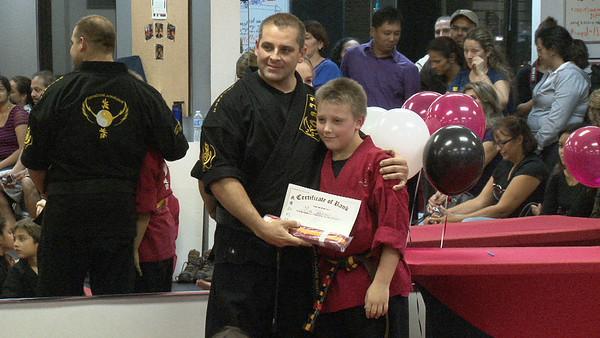 MMA Graduation 10192011