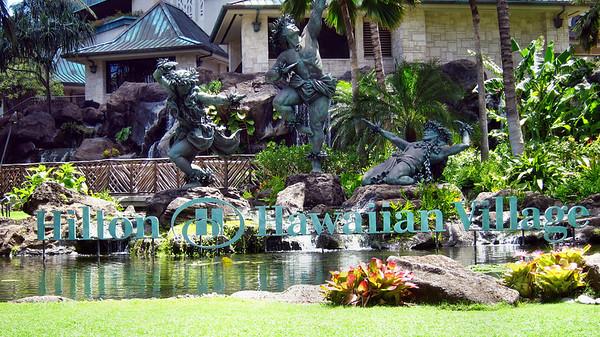 Hilton Hawaiian Village - April 2011