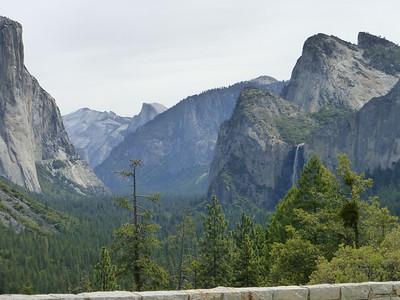 2014  Yosemite Sequios Zion