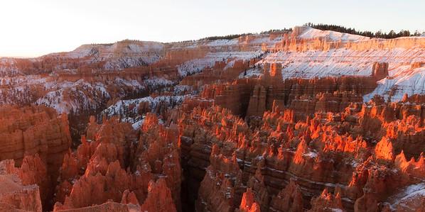 Zion/Bryce Canyon Fall 2015