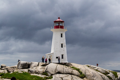 Peggy's Cove Scenery Lo Res