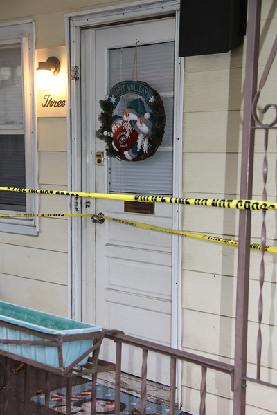 Location of Murder, Suicide, 10th Street, Mahanoy City (12-26-2012)