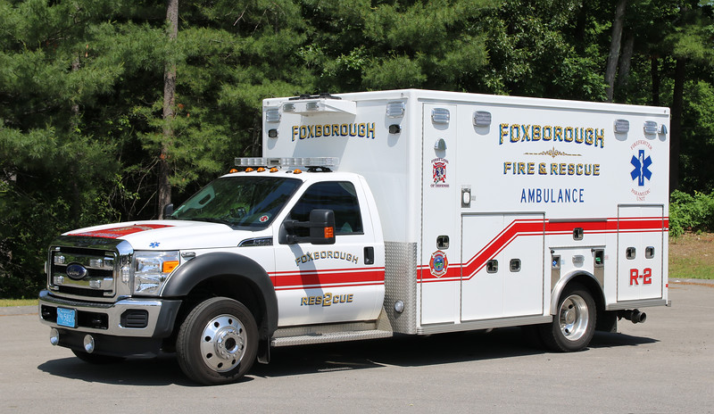 Rescue 2.  2016 Ford F-550 / Lifeline