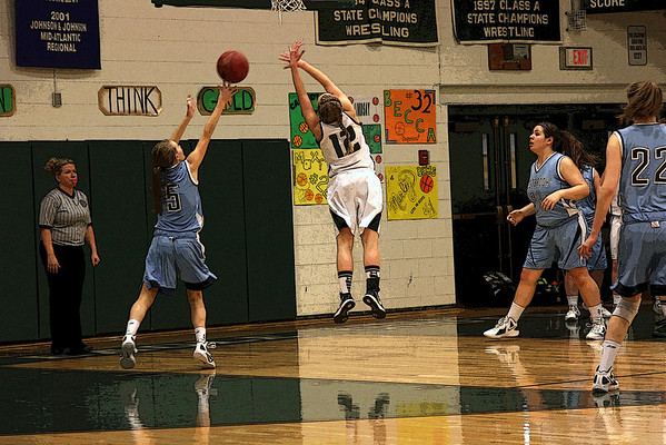 Bonny Eagle JV BB Win over Westbrook Senior Night 2012