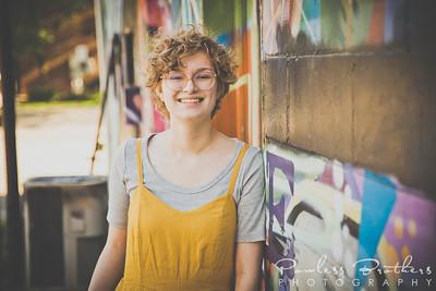 Sydney Sturgis Senior Portraits 2021