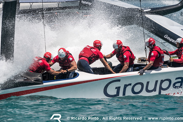 Louis Vuitton America's Cup Qualifiers