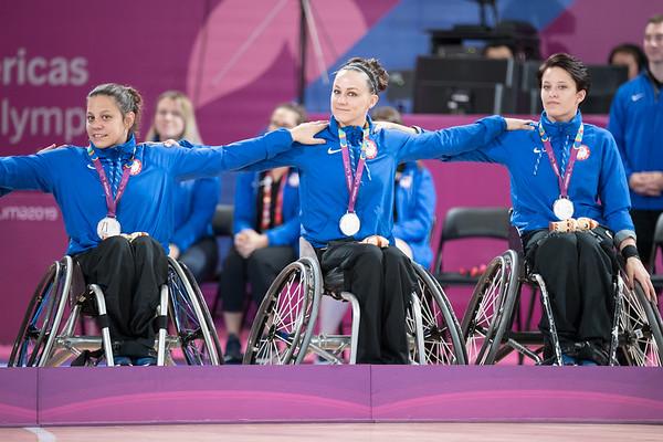 8-30-2019 Women's Medal Ceremony