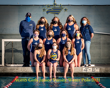 AGHS Girls JV Water Polo