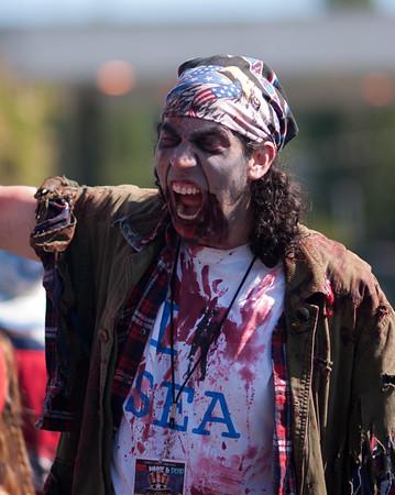2011 Seattle Zombiefest